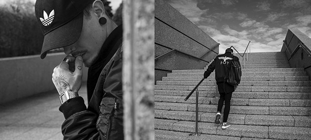 « Killing Loneliness » – Lookbook Onlyshun