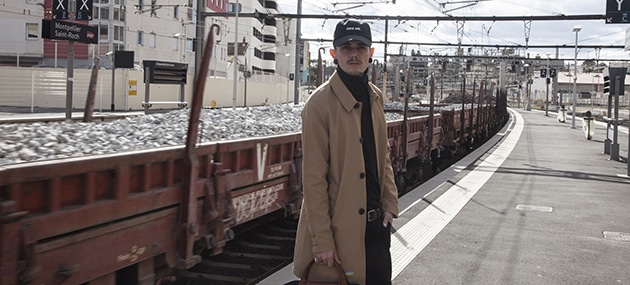 « End of the line » – Lookbook Onlyshun